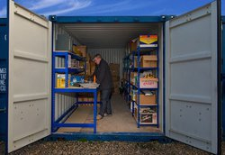 Commercial storage/archive storage: Self storage for Nuneaton and Atherstone, Nuneaton, Warwickshire, CV10