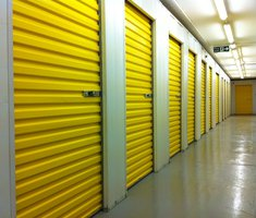 Commercial storage: Business Storage in Lewes, Lewes, East Sussex, BN7