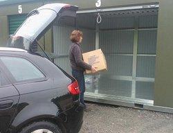 Commercial storage: Lindsay Storage Edinburgh, Edinburgh, Midlothian, EH10