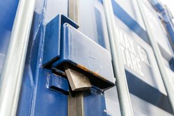 Commercial storage/shipping container: Storebox Business Self Storage, Hornsey, , London, N8