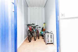 Self storage/shipping container: Storebox Self Storage, Hornsey, , London, N8