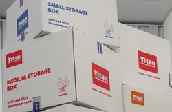 Managed storage/containerised storage: Pick up and deliver storage in Leamington Spa, Warwick, Warwickshire, CV34