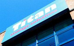 Self storage: Titan storage services in Bracknell, Bracknell, Bracknell Forest, RG12