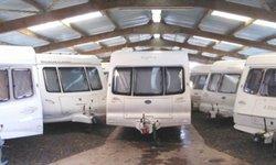 Vehicle storage: Caravan / Car / Boat storage, Dartmoor , Drewsteignton, Devon, EX6