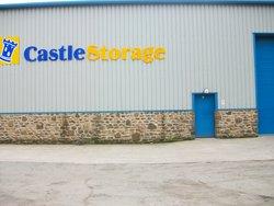 Commercial storage: Castle Storage, Hapton, Lancashire, BB12