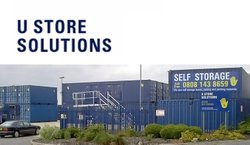 Self storage: Secure, affordable self storage in Braintree, Braintree, Essex, CM77