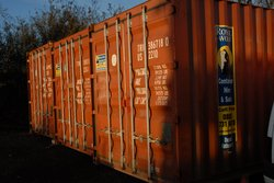 Commercial storage: Container Storage, Iron Acton, South Gloucestershire, BS37