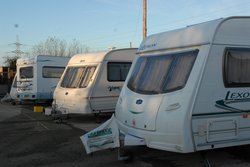 Vehicle storage/motorhome storage: Caravan Storage, Iron Acton, South Gloucestershire, BS37