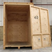 Managed storage: Crate Storage in Bath at Perry Storage, Bath, Bath and North East Somerset, BA1