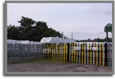 Vehicle storage: Vehicle and Caravan Storage in Stafford, Stafford, Staffordshire, ST17
