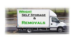 Managed storage/containerised storage: Wright Removals and Storage in Mansfield, Mansfield, Nottinghamshire, NG18