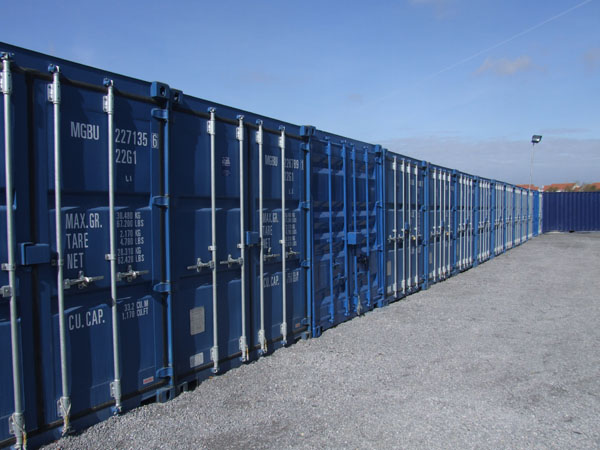 Superb Self Storage Shipping Container In Dilhorne, Staffordshire, ST10. Picture 1